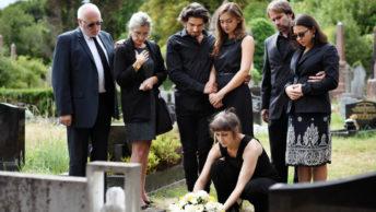 assurer ses propres funérailles